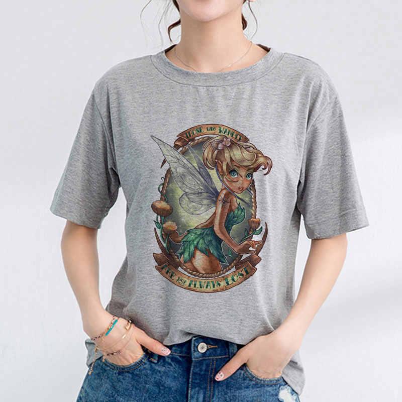 セクシーな女性 Tシャツ美的流行 80 s 2019 夏 Tshir Fashiont ヴィンテージグランジ原宿フォローゴシックかわいい 90 s tシャツ