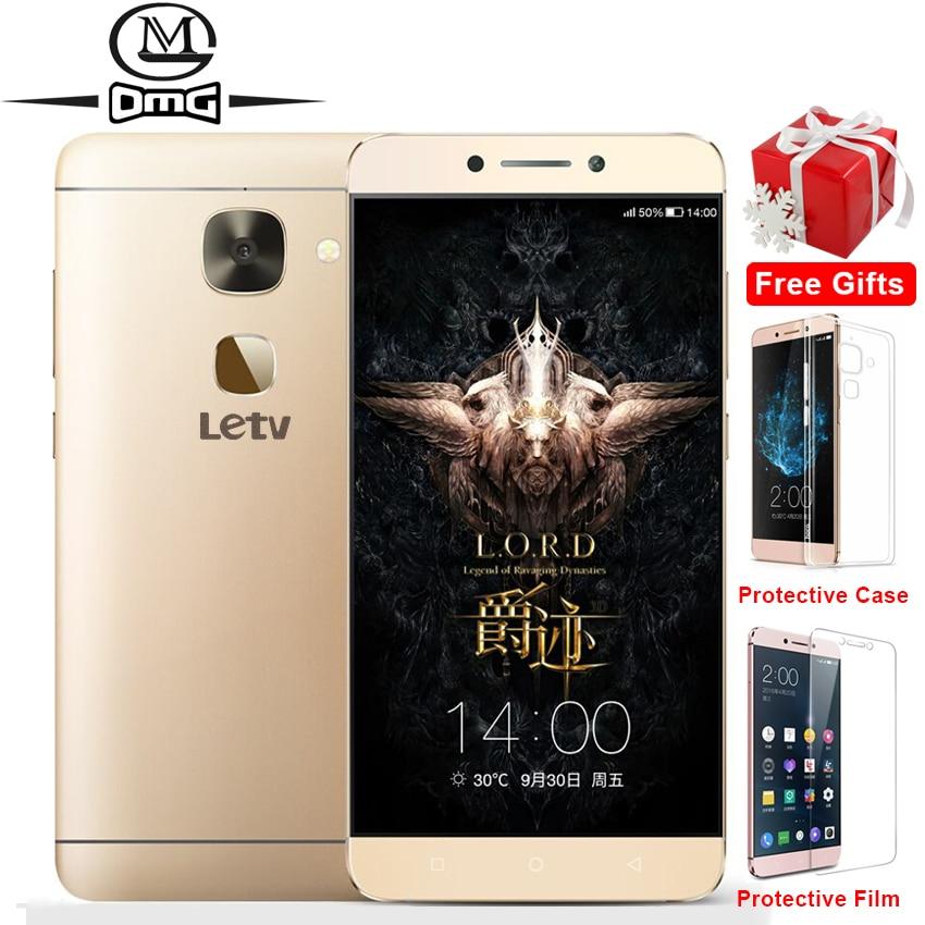 Smartphone d'origine Letv LeEco Le 2 S3 X526 Snapdragon 652 Octa Core 3000 mAh 3 GB + 64 GB 5.5