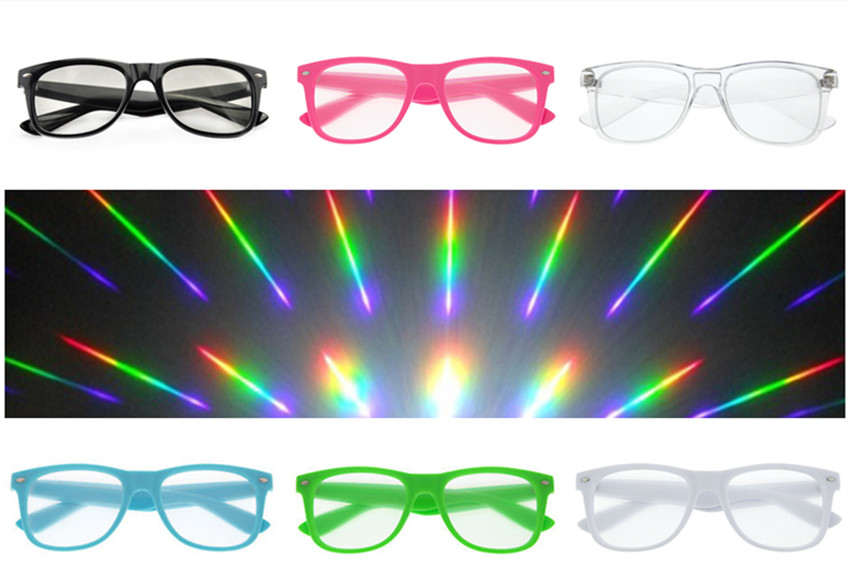 ae9bfe373ea Product Details  SEE WHAT YOU VE BEEN MISSING. HONY 3D Diffraction Glasses  ...