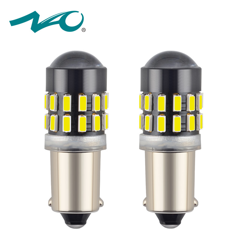 BA9S LED T4W Bulb Reverse Lights Car door Lamp Turn Signal Light Auto DC 12V Interior Dome Bulb Reading Lights 1.5W 6000K ba9s 5 smd white canbus obc no error car t4w led light bulb t4w led car bulbs interior lights car reading light 12v