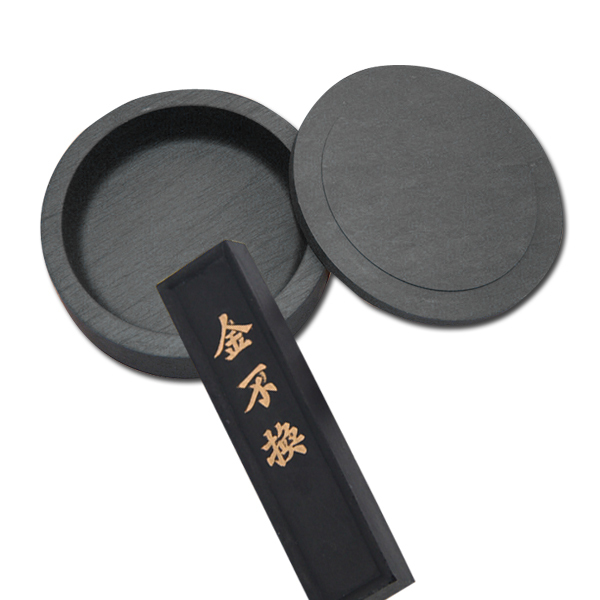 Chinese  Ink stone Writing Brush pen Calligraphy ink sticks Solid  pine-soot ink stick ACS012