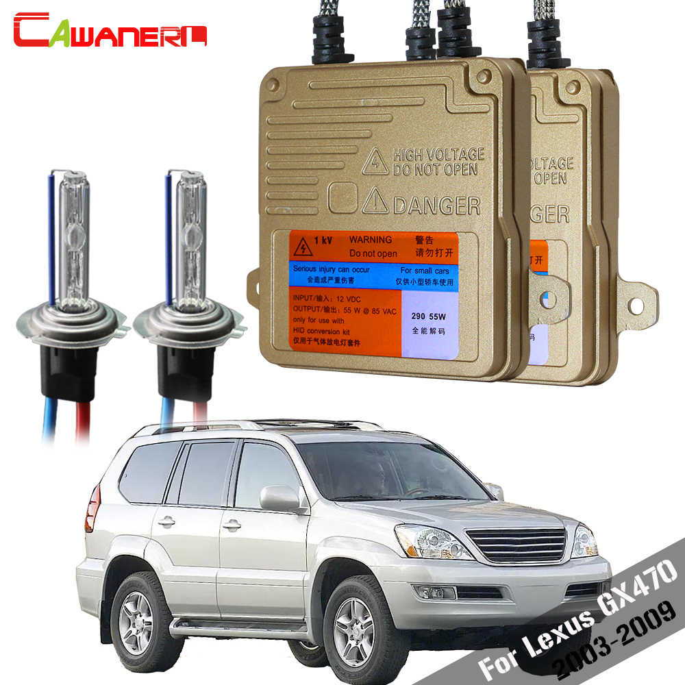 Detail Feedback Questions about Fit For Lexus GX470 2003 2009 White
