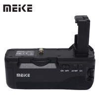 Mcoplus BG A7II Vertical Battery Grip Holder for Sony A7II A7S2 A7S A7M2 A7R2 A7R II as VG C2EM Camera Meike MK A7II