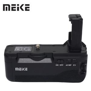 Image 1 - Mcoplus BG A7II Vertikale Batterie Griff Halter für Sony A7II A7S2 A7S A7M2 A7R2 A7R II als VG C2EM Kamera Meike MK A7II