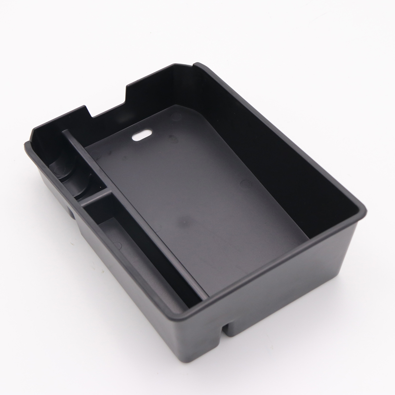 For <font><b>BMW</b></font> <font><b>X3</b></font> <font><b>G01</b></font> <font><b>2018</b></font> Plastic Car Central Armrest Storage Box Glove Case Organizer Container Tray Holder 1pcs Auto Accessories image