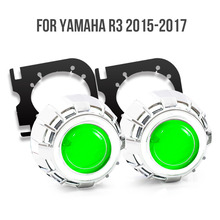 KT R3 Tailor-Made Projetor HID Kit para Yamaha YZF 2015-2018 HP31-A