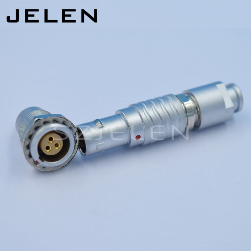0b connector 3 pin : FGG.0B.303.CLAD,EGG.0B.303.CLL,Male and female connectors, Medical power cable connector szjelen connector egg 0b 309 cll fgg 0b 309 clad z 9pin connector cable connector male and female connector