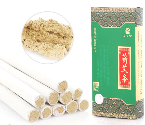 10pcs 18*20mm acupuncture massage stick wormwood leaves handmade moxa moxibustion eye and facial massage 7mm diameter copper moxibustion rod beauty spa with 10 pcs moxa stick acupuncture map