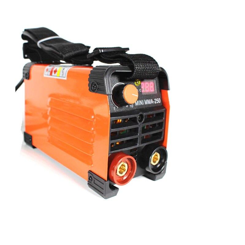 MMA 250 AC220V 20 250A Inverter ARC Welding Machine Tool Handheld Mini MMA Electric Welder