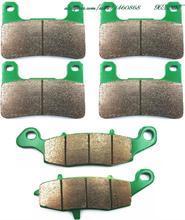 Brake Pads Set for SUZUKI M1800 M 1800 INTRUDER VRZ VZR1800 : R 06-09/ R2 08-09/ RZ 2007 2008 2009 2010 2011 2012 2013 / RB 2014