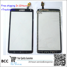 Original Digitizer Touch Screen Replacement for Lenovo S930 Touch Screen Digitizer Panel Front Glass Lens Sensor with Flex Cable