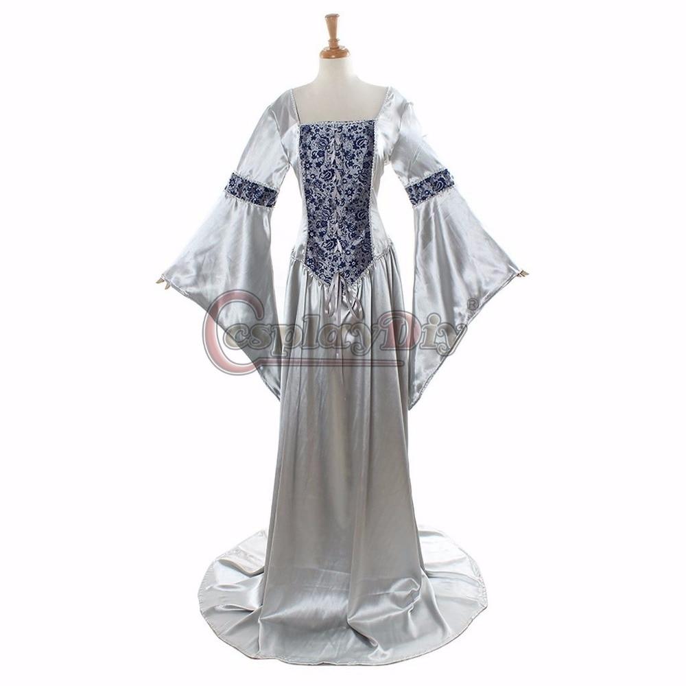 Popular halloween wedding dress buy cheap halloween for Cheap wedding dress costume