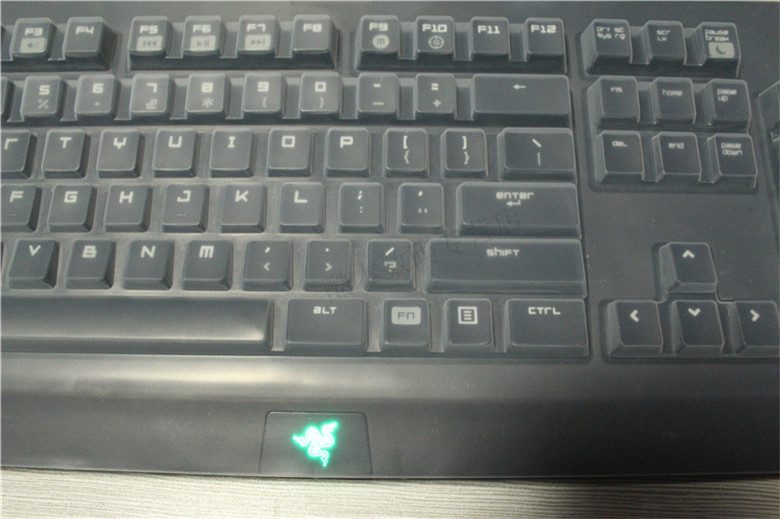 Transparant helder siliconen toetsenbord huidcovers guard ForRazer - Notebook accessoires - Foto 3