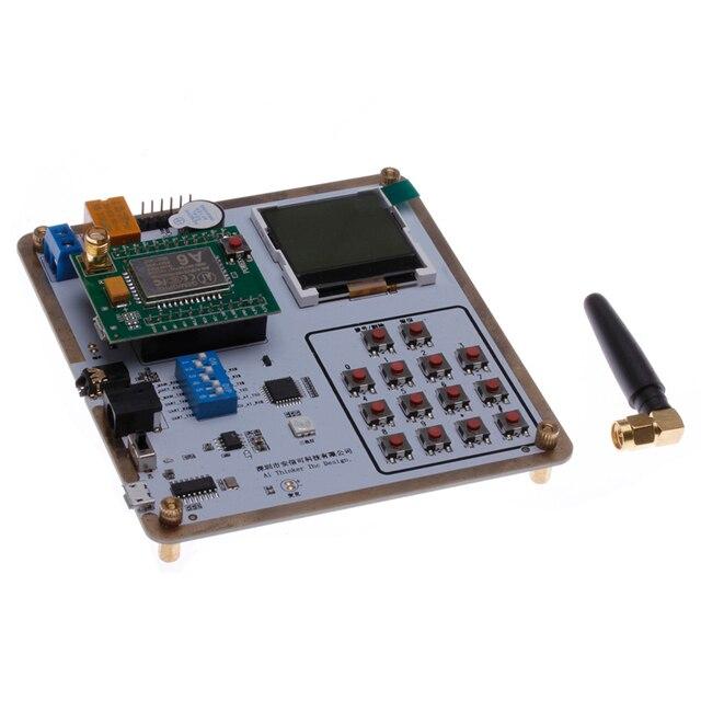A6 Quad-band GPRS/GSM Модуль Полный Тест Доска 850 900 1800 1900 МГЦ Сеть Новый