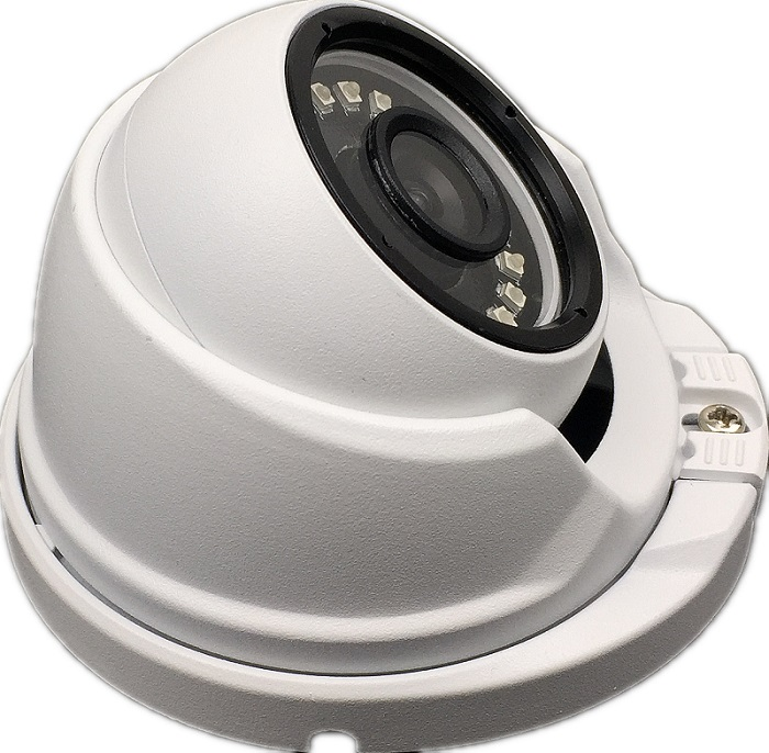 Image 2 - Sony IMX307+3516EV200 IP Metal Dome Camera H.265 Low illumination 1080P 25FPS 18 LEDs Infrared IRC CMS XMEYE ONVIF P2P Cloud-in Surveillance Cameras from Security & Protection