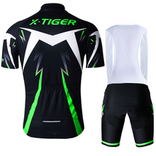 X-Tiger Summer breathable Short Sleeve Cycling T-shirts Clothes Mayo Ropa Ciclismo