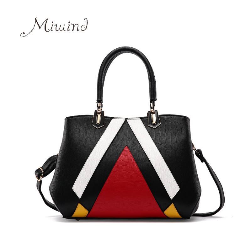 women bags handbag tote over shoulder sling crossbody messenge leather female Candy color luxury designer flap 2017 ladies bag