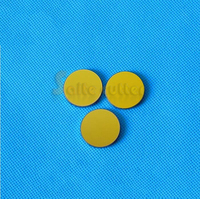 3pcs Co2 Si laser mirror reflector 20 mm Dia 3mm thickness for laser system and optics