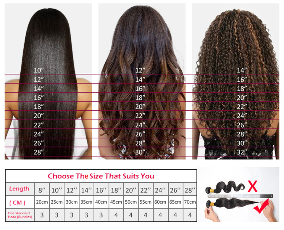10 -30 inch Bundles With Closure Malaysian Straight Hair 3 Bundles With 5x5 Closure Remy Human Hair Bundle with 6x6 Lace Closure