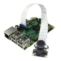 5MP 1080P Infrared Night Vision Camera Module For Raspberry Pi 3 Model B 3B
