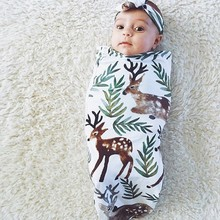 Newborn Sleeping Bag Washable Cloth Diapers Cover Baby Swadd