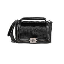 купить 2018 Women Leather Bag Luxury Designer Handbags Women Famous Brand Ladies Hand Bags New Autumn Shoulder Bag Crossbody sac a main дешево