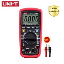 UNI-T UT139C True RMS Digital Multimeter Auto Range Handheld Tester Meter 6000 Count Voltmeter Current Temperature Test