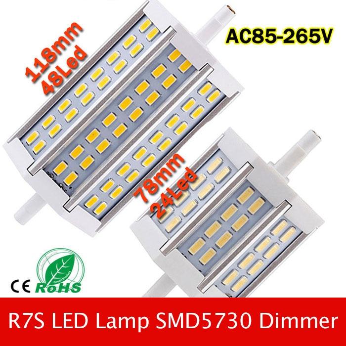 buy r7s led lamp smd5730 15w 25w 30w r7s 78mm 118mm 135mm led corn light led. Black Bedroom Furniture Sets. Home Design Ideas