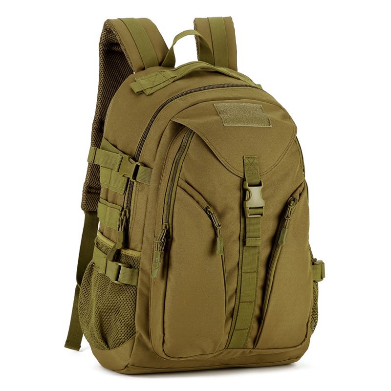 Wolf, Mountaineering, Brown, Tactical, Capacity, Lightweight