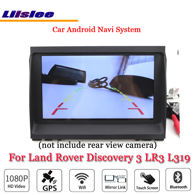 US $680 0 |Liislee Car Android Multimedia For Land Rover Freelander 3 LR3  Car Radio BT Stereo GPS Map Navi Navigation System No DVD Player-in Car