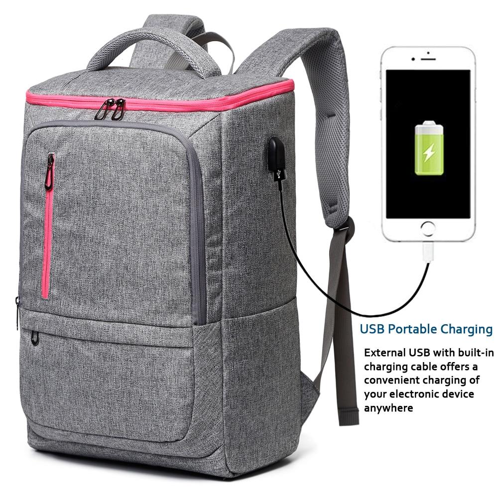 KOKOCAT Men Travel Backpack Large Capacity Teenager waterproof backpack USB Charging 17.3 Laptop Backpack School BagKOKOCAT Men Travel Backpack Large Capacity Teenager waterproof backpack USB Charging 17.3 Laptop Backpack School Bag