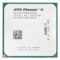 AMD Phenom II X4 955 x4 955/3.2Ghz/L3=6MB/Quad Core Processor Socket AM3/938 pin