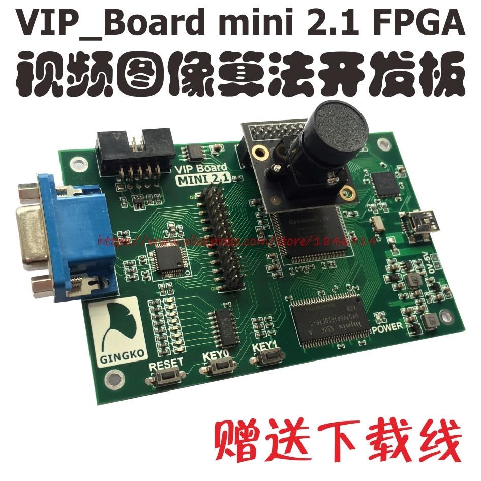 FPGA+USB2+SDRAM+VGA+CMOS Camera (OV7725) Video Image Algorithm Processing Development Board