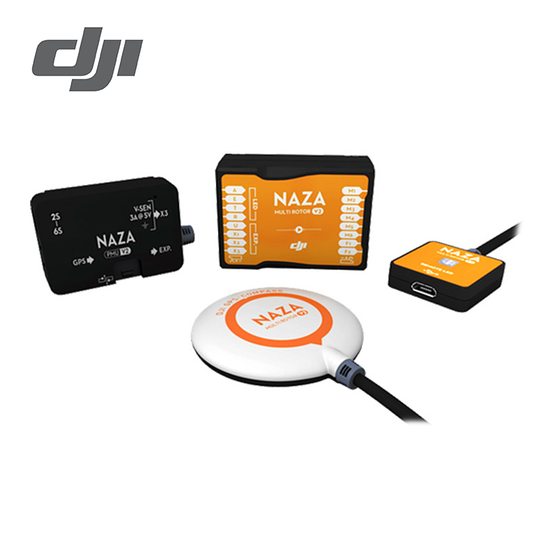DJI Naza M V2 Includes GPS All in one Design iOSD mini supported Independent LED Module