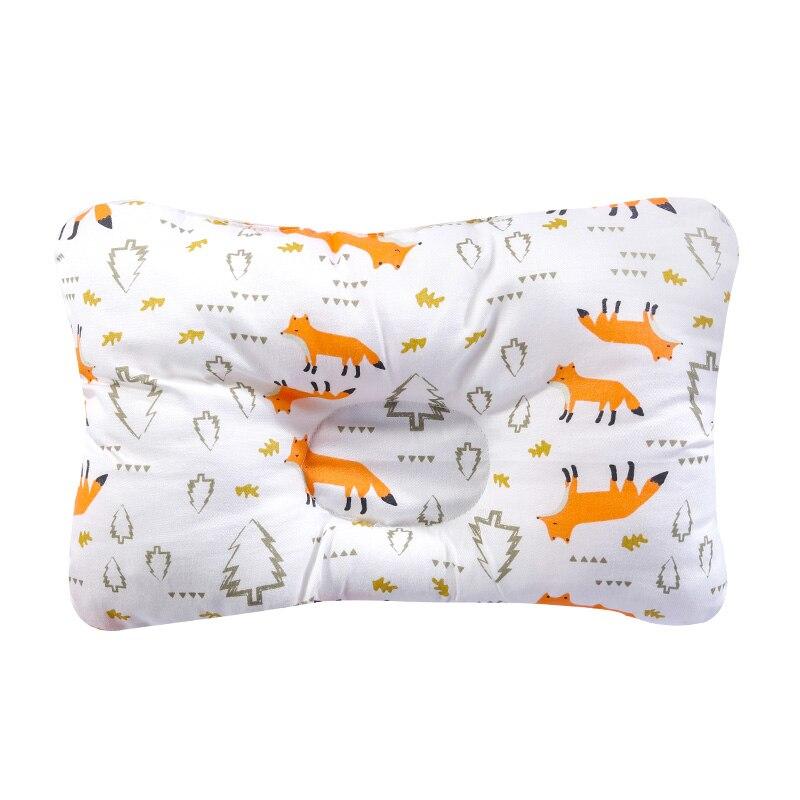 [Simfamily] новая Брендовая детская подушка для новорожденных, поддержка сна, вогнутая подушка, подушка для малышей, подушка для детей с плоской головкой, детская подушка - Цвет: NO22