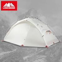 Longsinger G6 Silicon ultra light double deck outdoor camping climbing ten