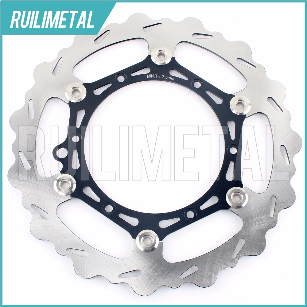 270mm oversize Front Brake Disc Rotor for KTM EXC SIXDAYS GS MX SX SXS 125 144 150 XC 200 W 250 G F 300 350 380 400 450 500