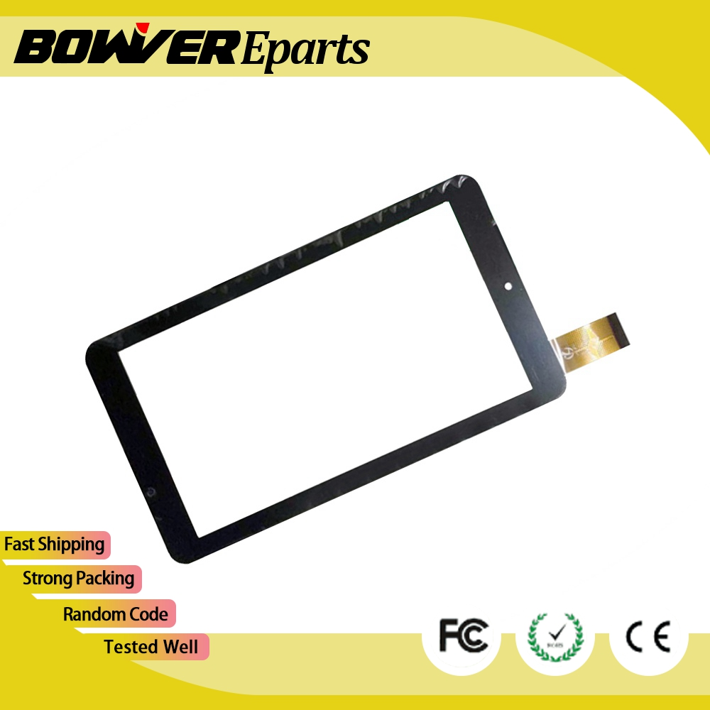 A+For 7 GoClever Quantum 700S Tablet Capacitive touch screen panel Digitizer Glass Sensor magnat quantum 1003 s white