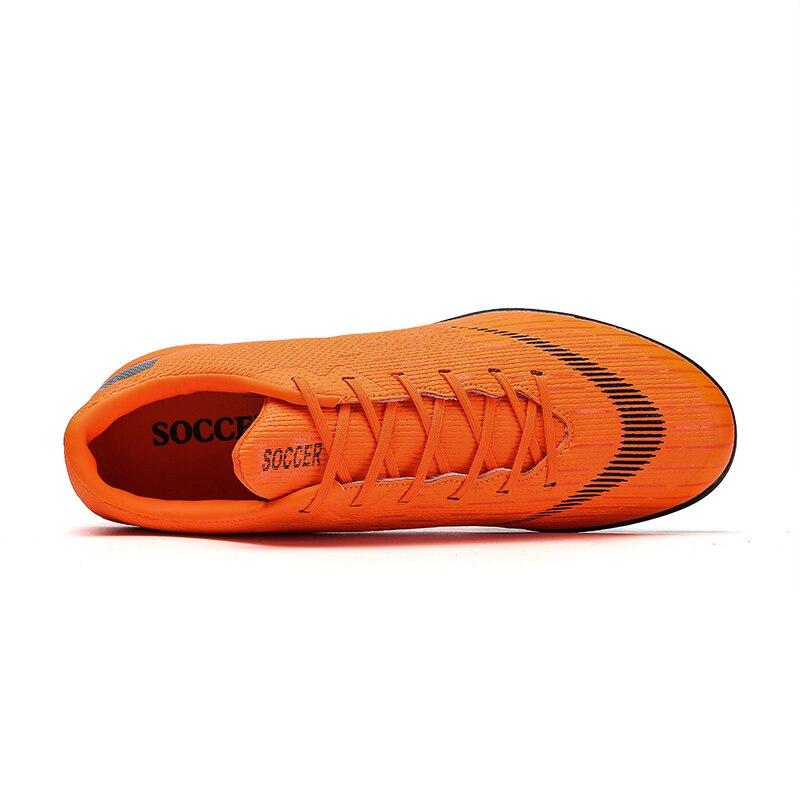 8ad573484a Sufei Homens Chuteiras Relvado Futsal Quadra Dura Superfly Chuteiras Botas  de Futebol Ao Ar Livre Adulto Barato Tênis Esportivos em Sapatos de futebol  de ...