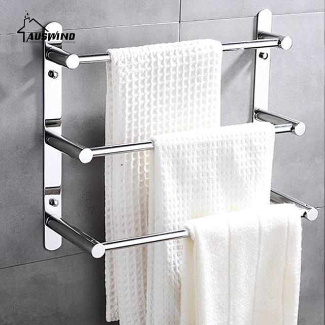 Moderne 304 Rvs Handdoek Ladder Moderne Handdoekenrek Badkamer ...