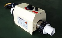 3 KW Water Heater for Swimming Pool & bath 220V