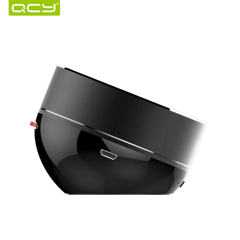 QCY QQ800 безжичен bluetooth високоговорител - Преносимо аудио и видео - Снимка 3