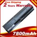 7800 mah batería para hp pavilion dm4 dv3 dv5 dv6 dv7 g4 g6 g7 G72 G62 G42 para Compaq Presario CQ32 CQ42 CQ43 CQ56 CQ62 CQ72 MU06