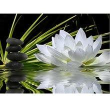 Popular Painting Lotus Buy Cheap Painting Lotus Lots From China