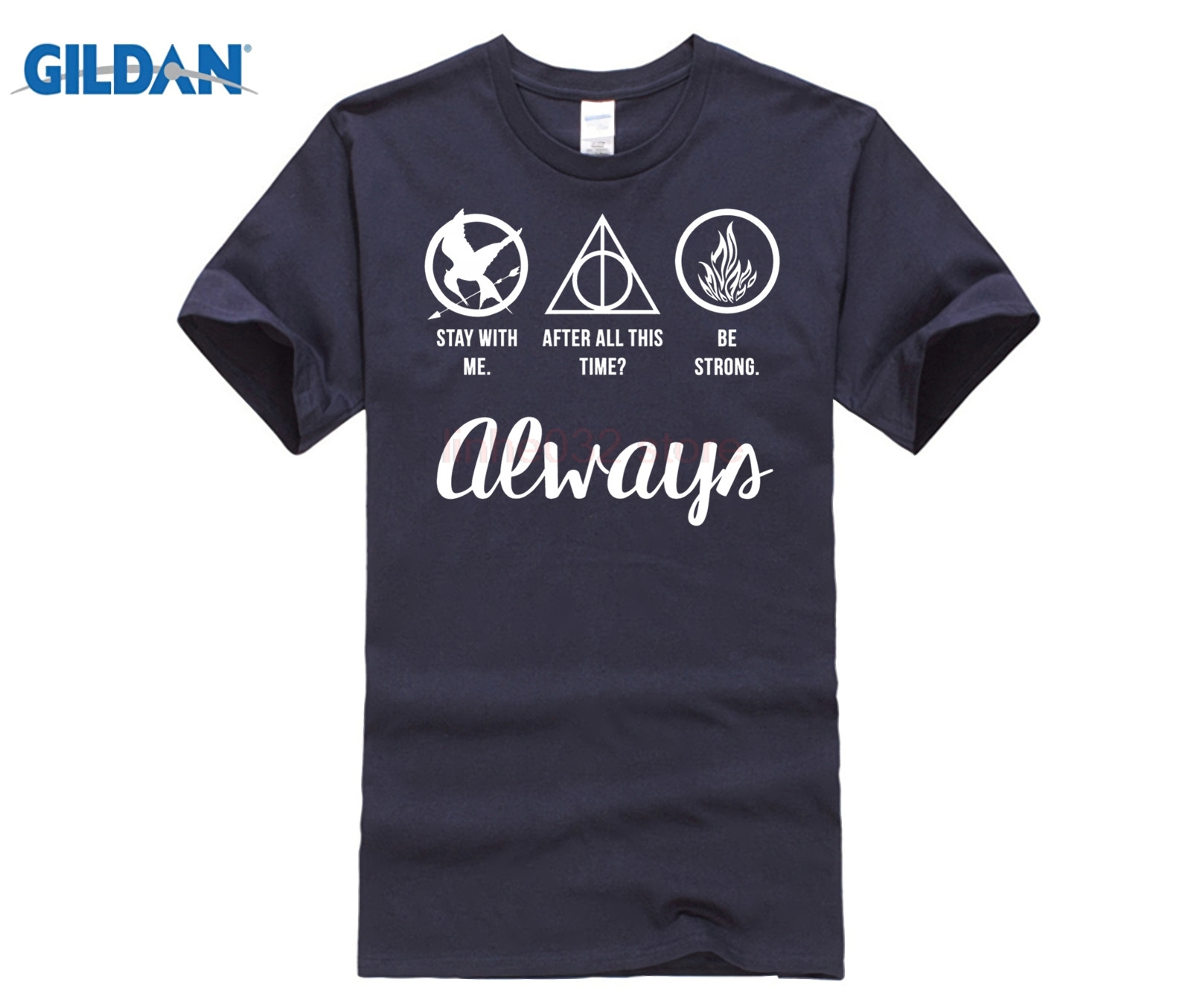 02ec0fbfb ... POTTER TEE Always T Shirt Private custom T shirts HARRY SHIRT in T