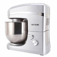 7L Electric Food Mixer Machine Multifunctional Stand Mixer Stainless Steel Food Bowl Mixing Dough Machine Planetary Mixer