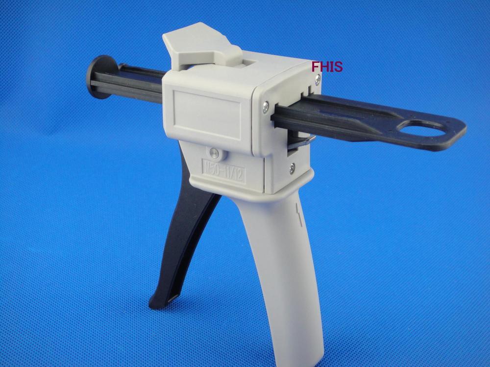 50ml 4:1 manual ab pistola de cola