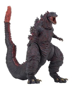 2016 Shin Gojira PVC Action Figure doll NECA Decoration Collectible Model Toy gift(China)