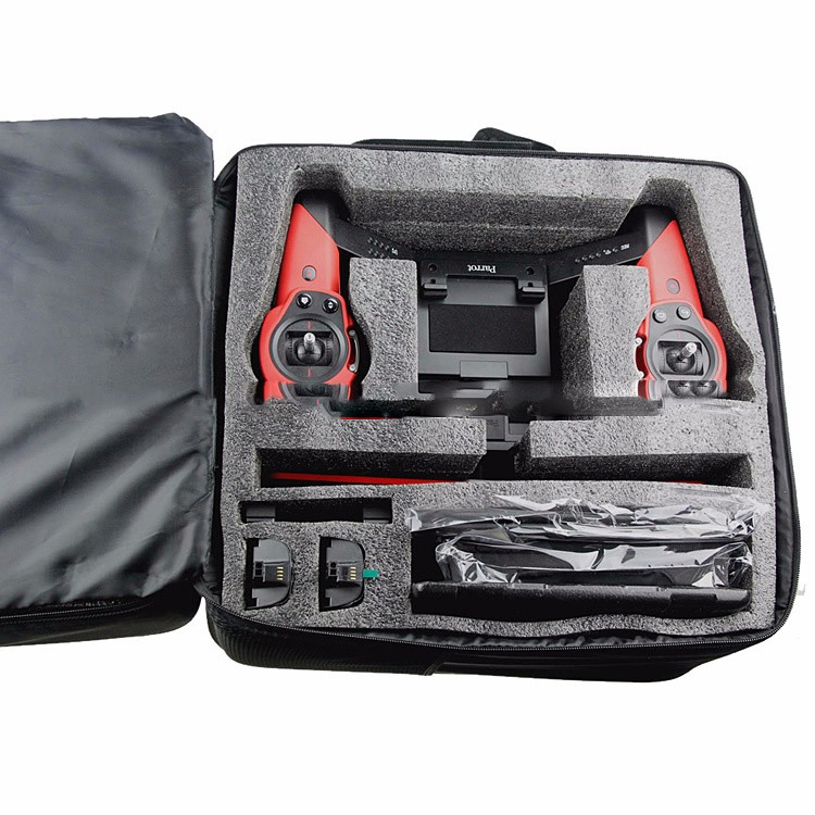 Large Carrying Shoulder Bag Backpack Case Fr Parrot AR Bebop Drone 3.0 Air Plane parrot ar drone 2 0 elite edition jungle