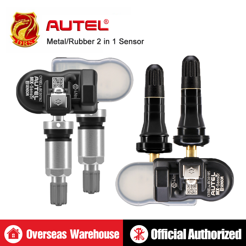Autel TPMS MX-Sensor 2 in 1 Sensor 433MHz 315MHz Programmer Universal TPMS Sensor Pressure Tester Programming MaxiTPMS TS601 Autel TPMS MX-Sensor 2 in 1 Sensor 433MHz 315MHz Programmer Universal TPMS Sensor Pressure Tester Programming MaxiTPMS TS601